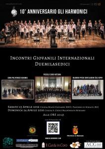 Harmonici 10 anniversario-locandina